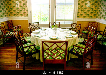 Gasparilla Inn Dining Room