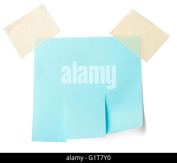 blank white paper with tear off tabs stock photo 188712521 alamy