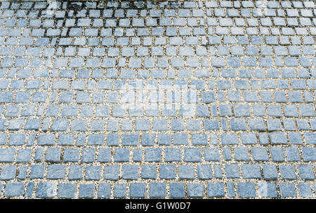 cobble stone pattern - Stock Photo