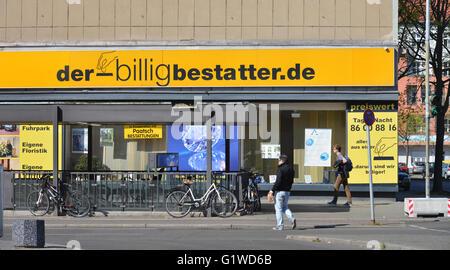 Bestatter Deutschland