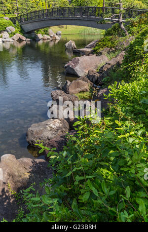 Pond In A Rock Garden Design By Bahaa Seedhom North