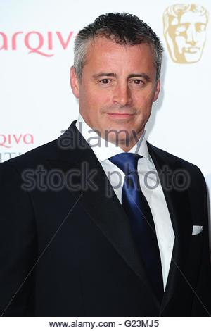 Embargoed to 0001 Tuesday May 24 File photo dated 12/05/13 of Top Gear presenter Matt LeBlanc, who has dismissed - Stock Photo