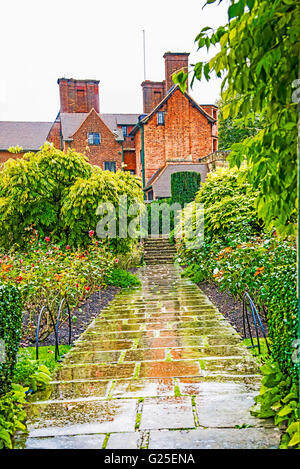 Chartwell The Former Home Of Sir Winston Churchill In Kent England Uk Stock Photo Royalty Free