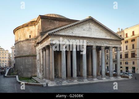 Rome Pantheon - Stock Photo