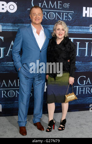 Game of Thrones' Season 6 premiere screening held at TCL Chinese Theater IMAX  Featuring: Owen Teale Where: Los - Stock Photo