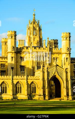 New Court, St John's College, Cambridge, England