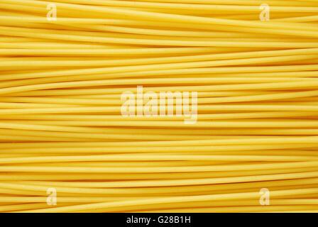 spaghetti pasta background - Stock Photo