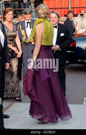 Eindhoven, The Netherlands. 26th May, 2016. Queen Maxima of The Netherlands attends the award ceremony of the Koning - Stock Photo