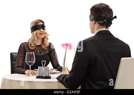 man stroke woman blind date Have fun with this collection of funny blind jokes how did a blind woman drive herself crazy how did a blind man meet his wife a: on a blind date.
