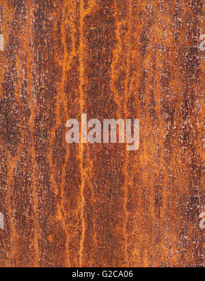 Detail of a rusty metal surface - Stock Photo