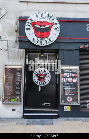 The Comedy Store in London's West End, UK - Stock Photo