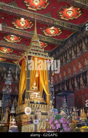 Buddhaisawan Chapel - National Museum, Bangkok - Thailand ...