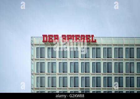 Germany der spiegel news magazine headquarters in for Der spiegel hamburg