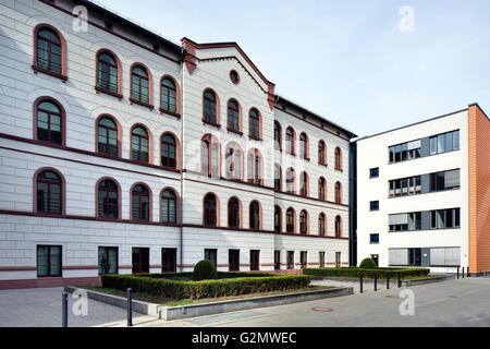 Judiciary Center Offenbach am Main, the domicile of the District Court, Labour Court and Public Prosecutor's Office - Stock Photo
