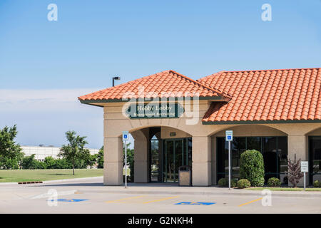 Hobby Lobby Management recruiting headquarters in a large corporate complex located 7707 SW 44th St.,Oklahoma City, - Stock Photo