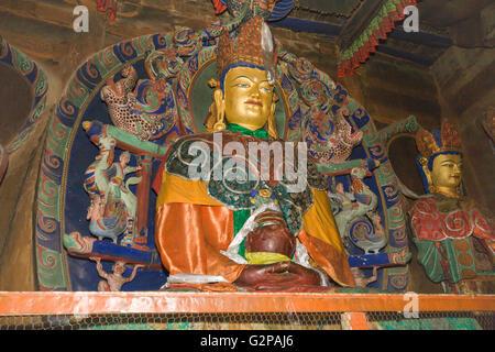 Nyethang Drolma Lhakhang. - Stock Photo