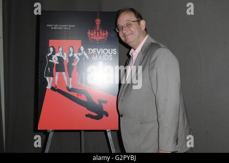 Los Angeles, CA, USA. 2nd June, 2016. at arrivals for DEVIOUS MAIDS Season Four Premiere, STK Los Angeles at W Hotel - Stock Photo