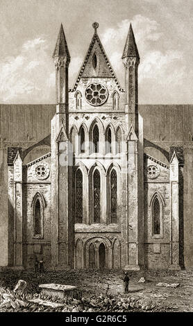 Beverley Minster, Beverley, East Riding of Yorkshire, England - Stock Photo