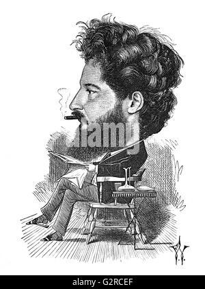 William Morris - Stock Photo