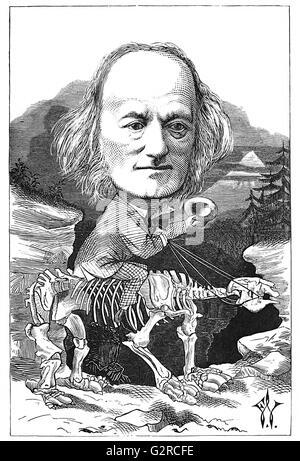 Richard Owen - Stock Photo