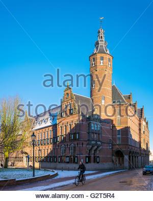 Provinciehuis (Provincial House), Groningen, Netherlands - Stock Photo
