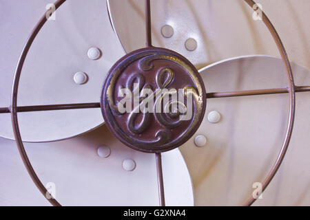 CIRCA JULY 2013 - Indiana: The logo of the brand 'General Electric' - Stock Photo