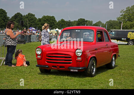 Ford on display at the Classic Car show 2016 in Norman Park Bromley - Stock Photo