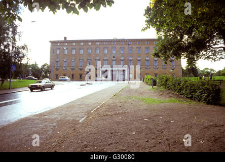 Carolina Rediviva Historical library at Uppsala University