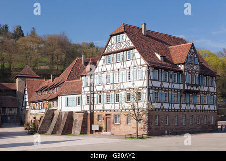 Kloster Maulbronn Abbey, UNESCO World Heritage Site, Black Forest, Baden-Wurttemberg, Germany, Europe