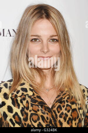 West Hollywood, California. 4th June, 2016. WEST HOLLYWOOD, CA - JUNE 04: Actress Bojana Novakovic attends the 2nd - Stock Photo