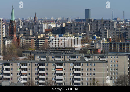 BND, Viktoriastrasse, Gardeschuetzenweg, Lichterfelde, Berlin, Deutschland - Stock Photo