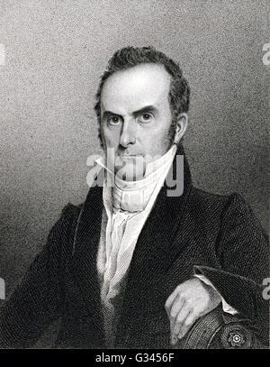 Daniel Webster - Stock Photo