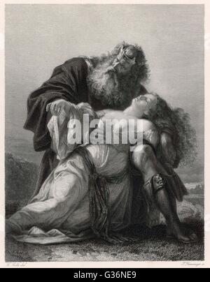 the tragedy of king lear Lear was first performed at court for king james i on december 26, 1606 king lear is a wrenching, profound, and very poetic tragedy, set in the pre-norman,.