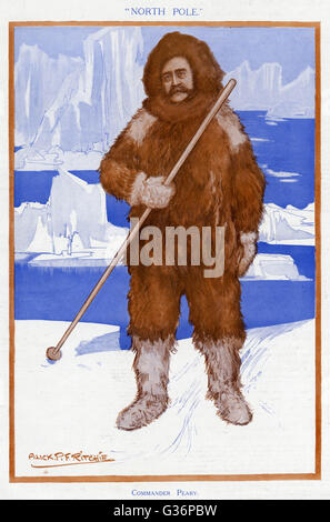 the early life and explorations of robert e peary Matthew henson accompanied robert e peary on numerous arctic expeditions henson and peary passed the farthest point north ever reached by previous explorers.