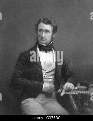 CHARLES ANDERSON PELHAM,  second earl of YARBOROUGH         Date: 1809 - 1862 - Stock Photo
