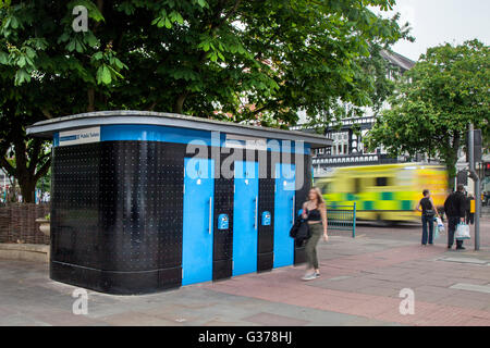 Modern Toilet Or Wc In An Outdoor Bathroom In Guatemala Stock Photo Royalty Free Image