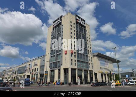 Spandau Arcaden, Klosterstrasse, Spandau, Berlin, Deutschland - Stock Photo