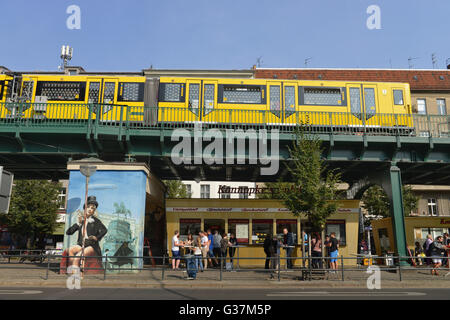 konnopke 39 s imbiss schoenhauser allee prenzlauer berg berlin stock photo royalty free image. Black Bedroom Furniture Sets. Home Design Ideas
