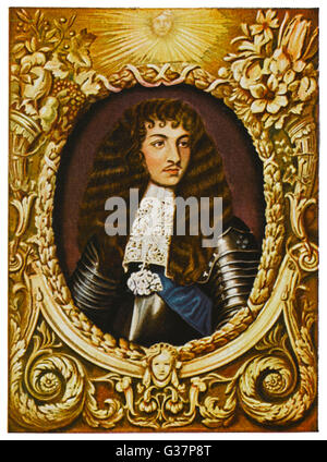 LOUIS XIV 'Le Roi Soleil'  king of France        Date: 1638-1715 - Stock Photo