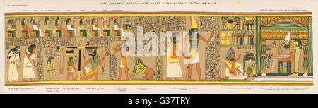 Judgement Day Osiris Stock Photo: 5074813 - Alamy  Judgement Before Osiris