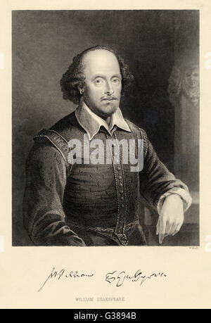 william shakespeare playwright dramatist and poet into one William shakespeare, playwright and poet, is dead at 52  two of shakespeare's acting colleagues will reassemble almost all of the plays into a quasi-definitive first folio  according to.
