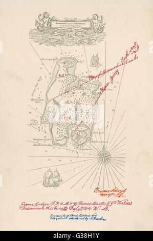 Treasure Island First Edition Date