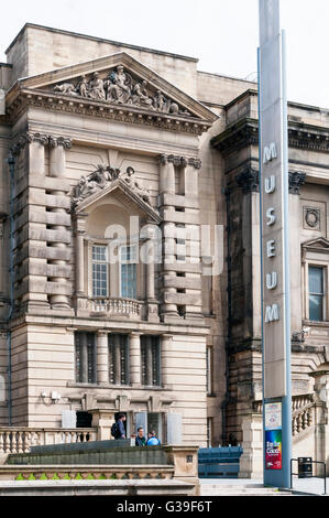 World Museum, Liverpool. - Stock Photo