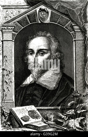 William Harvey, English Physician Stock Photo: 135087362 - Alamy
