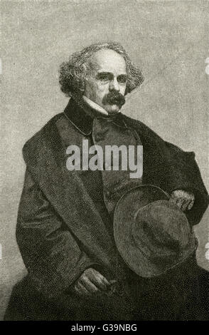 a biography of the american writer nathaniel hawthorne Nathaniel hawthorne biography - nathaniel hawthorne (july 4, 1804- may 19, 1864) was a 19th century american novelist and short story writer - nathaniel hawthorne biography and list of works - nathaniel hawthorne books.