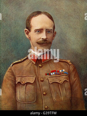 SIR IAN STANDISH MONTEITH HAMILTON  Military       Date: 1858 - 1947 - Stock Photo