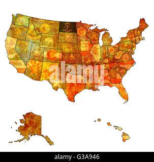 Where Is North Dakota Location Of North Dakota Where Is North