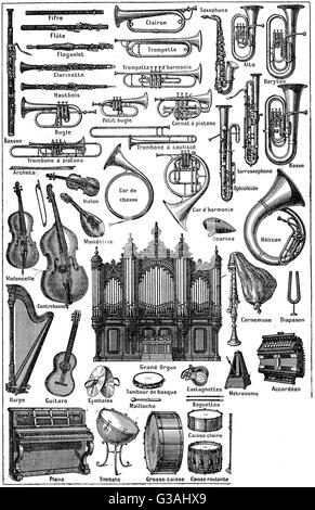 Various Instruments A Vent Volume 1