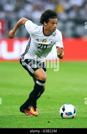Leroy Sane during a friendly match with the german national team. - Stock Photo