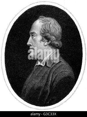 John Hunter (1728-1793), Scottish Surgeon, the Hunterian Society of London was named in his honour.      Date: circa - Stock Photo